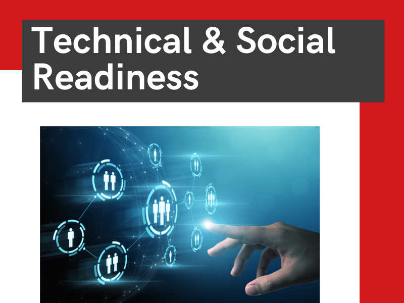technical and social readiness