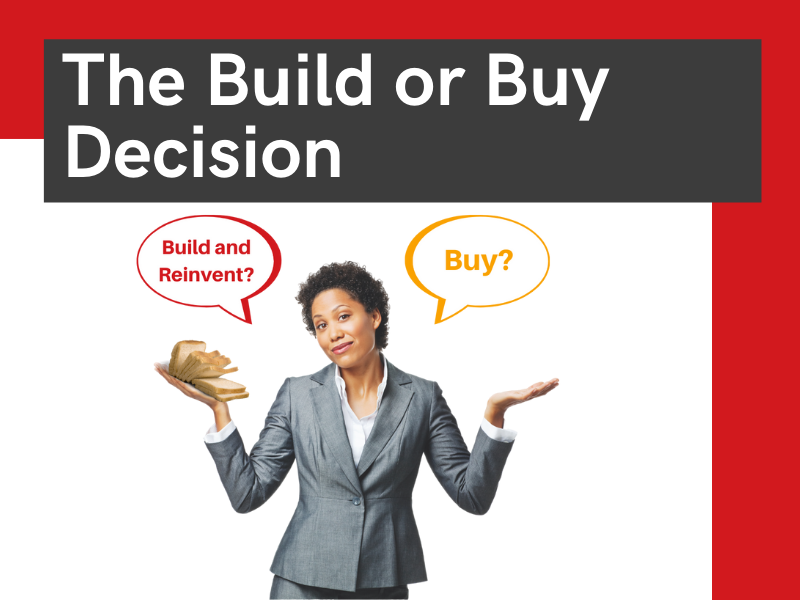 build or buy decision